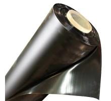 Пленка черная полиэтиленовая 60 мкм ширина 3м/100м