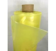Пленка желтая стабилизированная 36 месяцев 150 мкм, 6х50м
